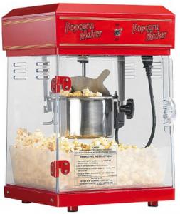 Popcornmaschine Test Vergleich Automat