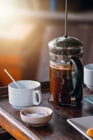 Kaffeepresse Test