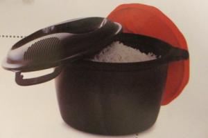 Mikrowellen Reiskocher Tupper