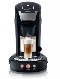 Kaffeepadmaschine Test Senseo