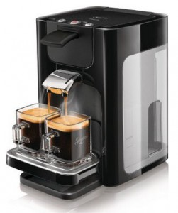 Kaffeepadmaschine Testsieger Philips