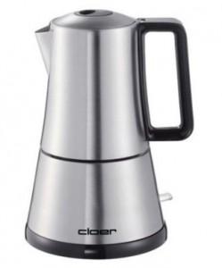 Elektrischer Espressokocher Testbericht Cloer