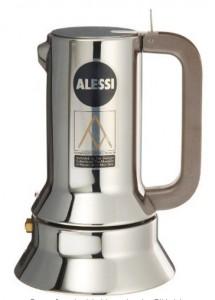Espressokocher Testbericht Alessi