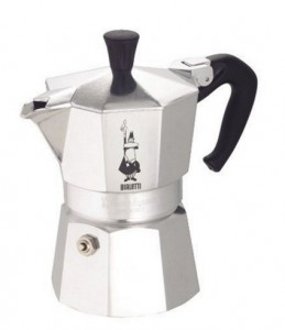 Espressokocher wählen