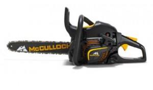 McCulloch Benzin Kettensäge Testbericht