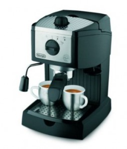 Espressomaschine wählen
