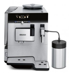 Kaffeevollautomat Siemens Test