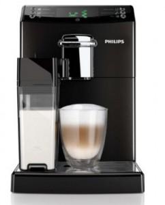 Kaffeevollautomat mit Milchbehälter Test