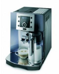Kaffeevollautomat mit Milchbehälter Testbericht DeLonghi