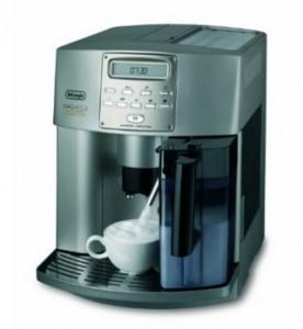 DeLonghi Kaffeevollautomat mit Milchbehälter Testsieger