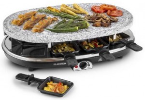 Raclette Grill Test Vergleich Klarstein