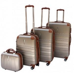 Kofferset Gepäck Test