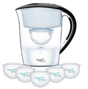 Tischwasserfilter Vergleich Aqua Optima
