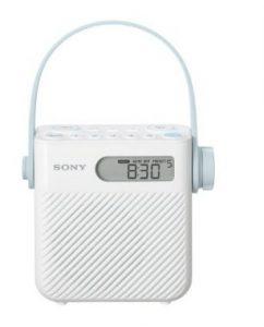 Duschradio Testsieger Sony