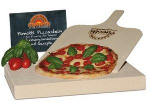 Pizzastein Test Pimotti