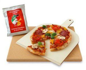 Pizzastein für Ofen Testbericht Vesuvo