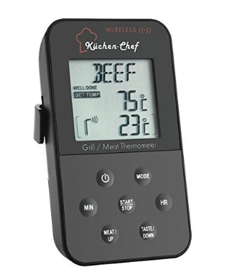 Bratenthermometer Testbericht