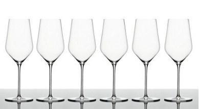 Weingläser Test