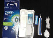 Oral B E 600 Test