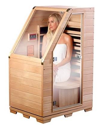 infrarotkabine test vergleich 2018 die beste infrarotsauna f r zuhause. Black Bedroom Furniture Sets. Home Design Ideas
