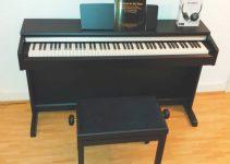 yamaha e-piano ydp 142 test