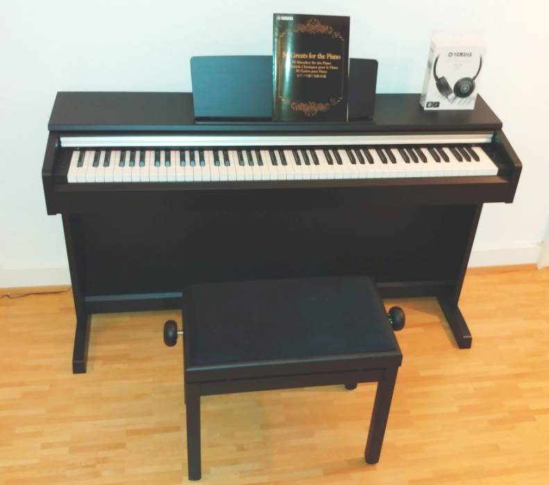 yamaha e-piano ydp 142 test