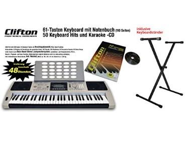 Keyboard Vergleich CLIFTON