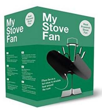 Kaminventilator Testbericht My Stove Fan