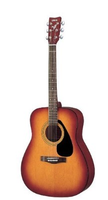 Westerngitarre Testsieger Yamaha