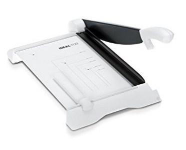 Papierschneidemaschine Testbericht Ideal