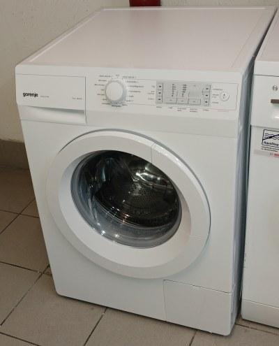 günstige Waschmaschine Test Gorenje