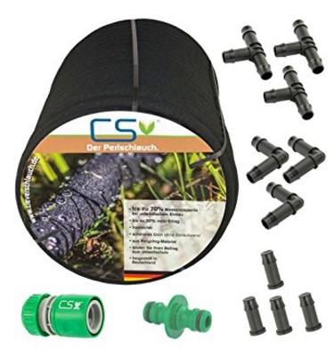 Perlschlauch Test CS Bewässerungssysteme