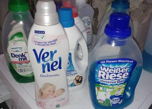 Daunen Waschmittel