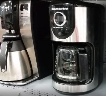 entkalken einer Kaffemaschine