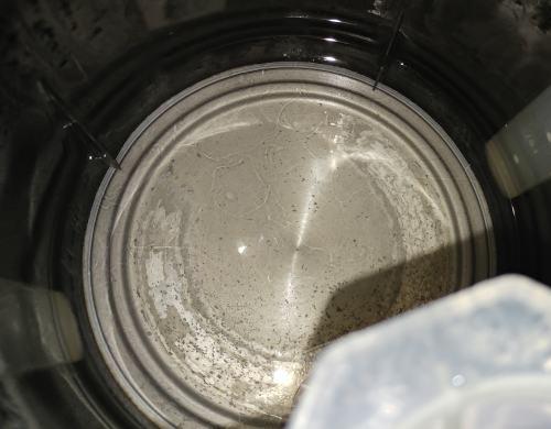 verkalkter Wasserkocher