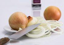 Zwiebeln schneiden ohne Weinen